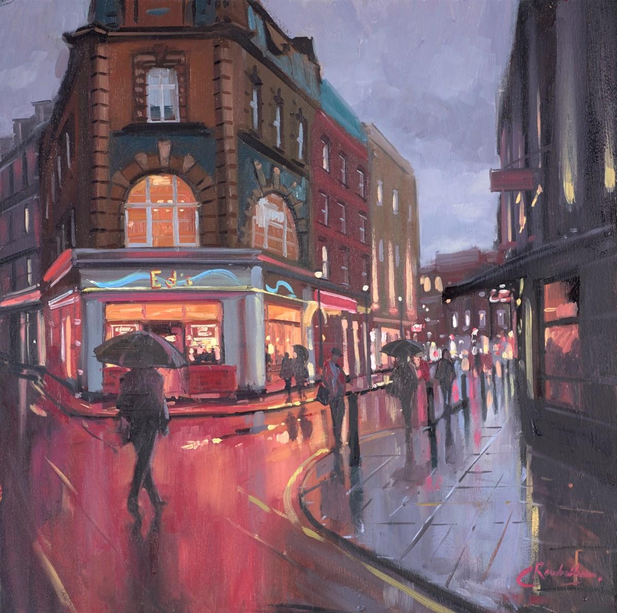 Rainy Evening in Soho